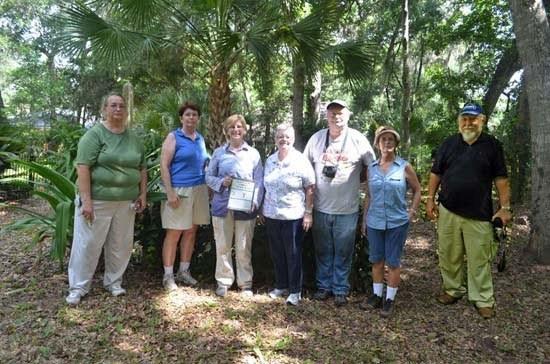 Harrison Cemetery 2013 survey team