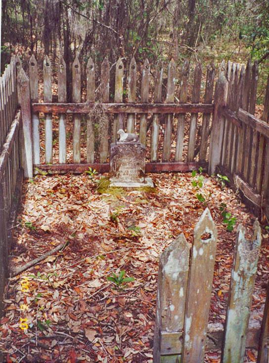 Grave of Caroline Eveline Hightower