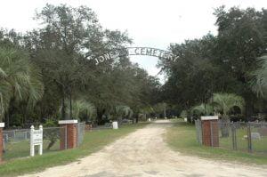 Jones Cemetery - Callahan
