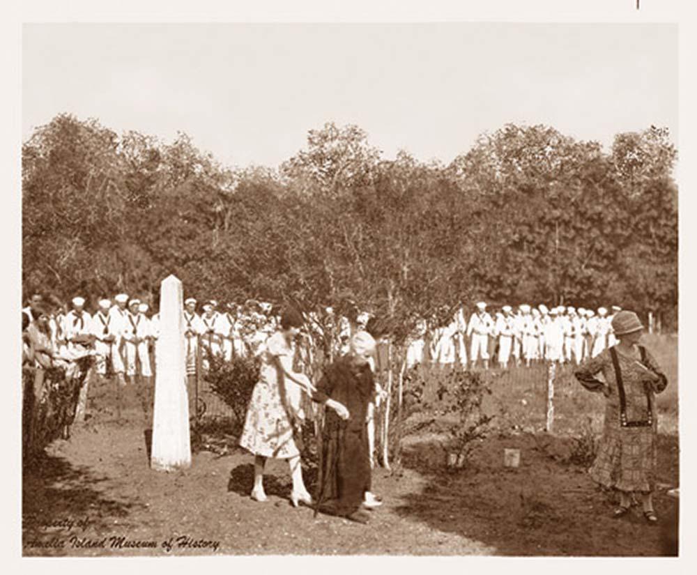 Vaughan Cemetery Dedication